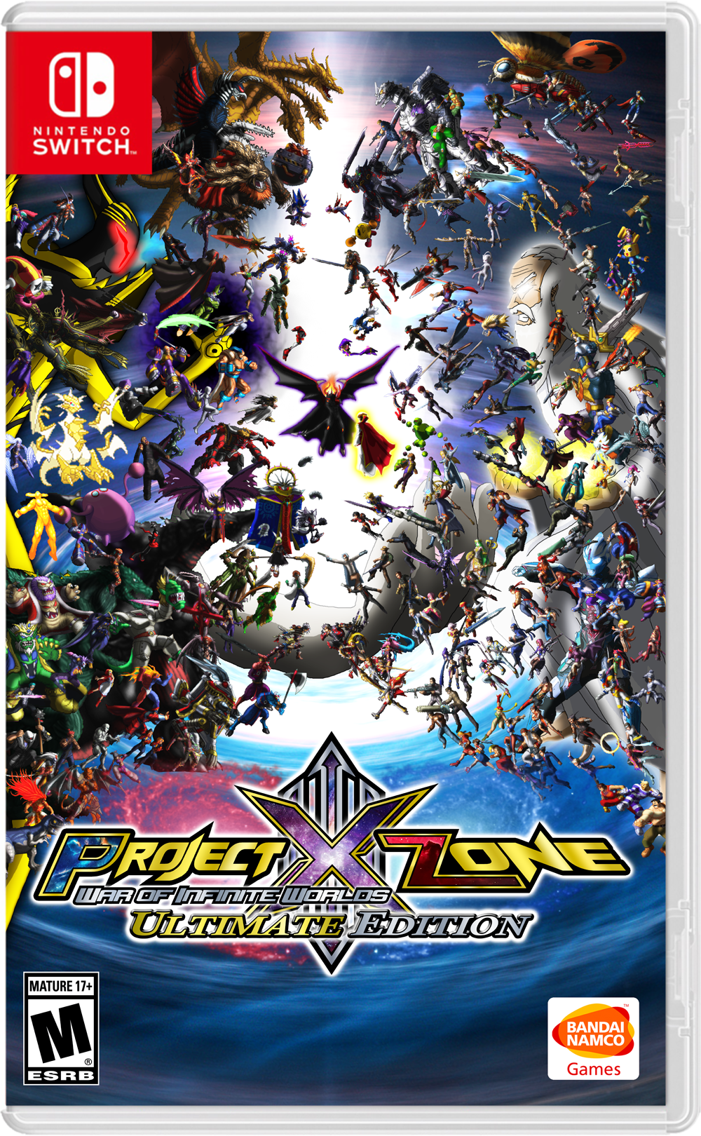 Project X Zone 3: War of Infinite Worlds – Ultimate Edition | Game