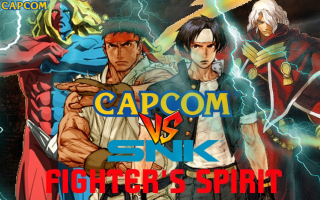Capcom vs SNK 3: Fighters' Spi...