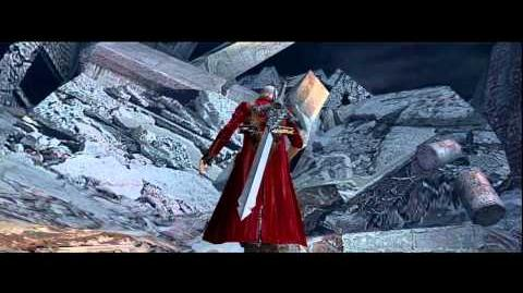Devil May cry 3 HD Ending credits Bonus Ending