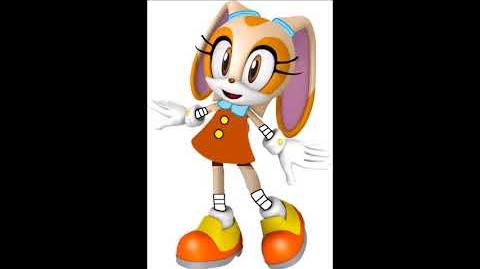 Sonic Boom Video Game - Cream The Rabbit Voice