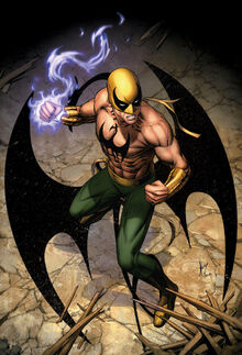 Iron fist tlw 1 keown variant
