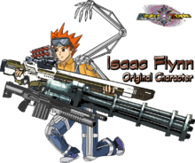 PXZ3 Isaac Flynn