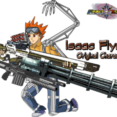 Isaac Flynn (Free DLC Wave 2)
