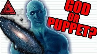 THE TRUTH Behind Dr. Manhattan's LIMITLESS Power!