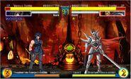 TMVsC Fight Screen 4
