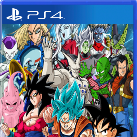 PS4 Cover of the game