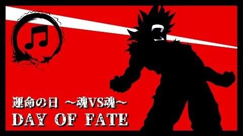 Day of Fate ~Spirit VS Spirit~ Lyric Video (Unmei No Hi English Cover) - Team Four Star