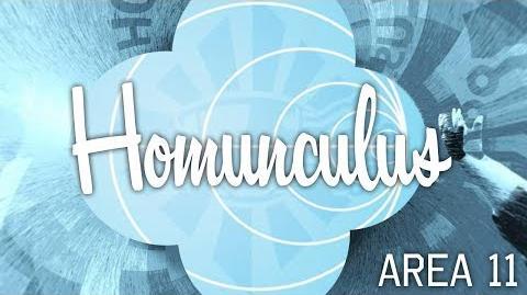Area 11 - Homunculus (Lyrics) EP 2