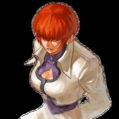 VS Portrait on Neo Geo Battle Coliseum (PS3)