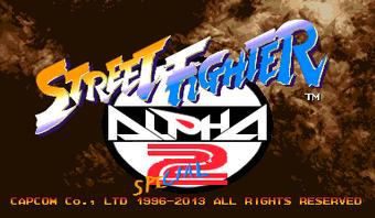 Street Fighter Alpha 2 Special Game Ideas Wiki Fandom