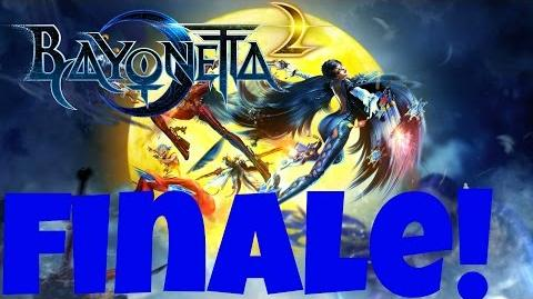 Bayonetta 2 Gameplay Walkthrough-Part 29-ENDING CREDITS!