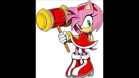 Sonic the Hedgehog (2019) - Amy Rose Voice Sound