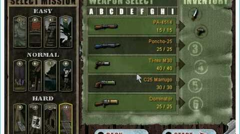 Commando 2 all guns