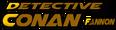 Detective Conan Fanon Wordmark