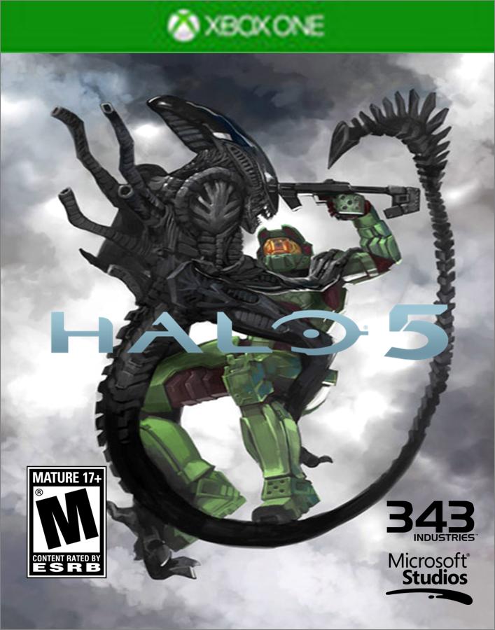 Halo 5: Xenomorph Invasion | Game Ideas Wiki | FANDOM ...