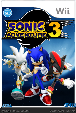 Sonic Adventure 3 | Game Ideas Wiki | FANDOM powered by Wikia