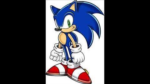 Sonic the Hedgehog (2019) - Sonic The Hedgehog Unused Voice Sound