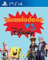 Nickelodeon vs. Disney: Ultimate All Stars