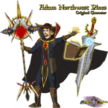 PXZ3 Adam Northwest Pines