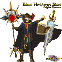 Adam Pines (Free DLC Wave 1)