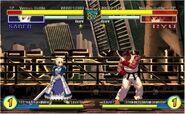 TMVsC Fight Screen