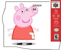 Peppa 64 logo