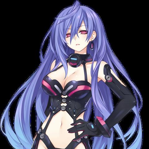 Plutia/Iris Heart