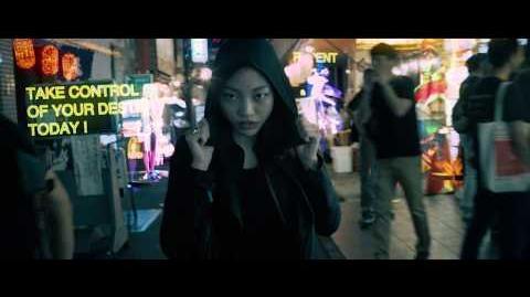 Perturbator - Venger ft. Greta Link Music Video - Official