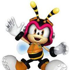 Charmy Bee.