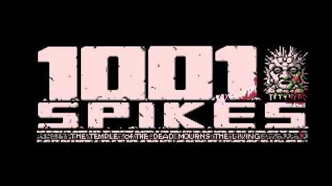 1001 Spikes OST - World 7 Fast Theme