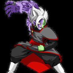 Half-Corrupted Zamasu