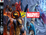 Mortal Kombat VS Marvel Universe