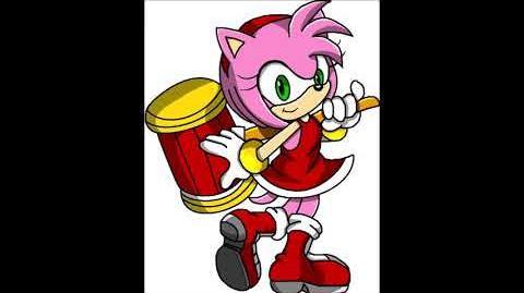 Sonic the Hedgehog (2019) - Amy Rose Unused Voice Sound