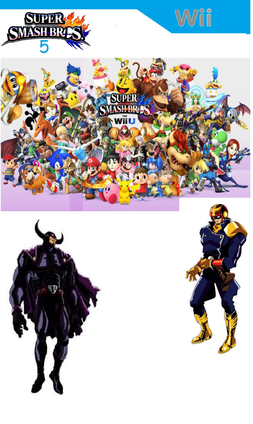 super smash bros 5 game ideas wiki fandom powered by wikia
