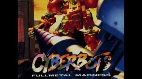 Cyberbots OST - Super 8 Theme