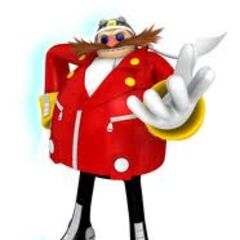 Doctor Eggman from Sonic Free Riders.
