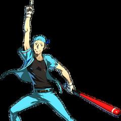 Junpei Iori (Halloween DLC)