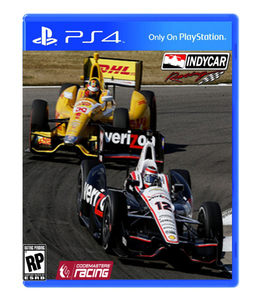 Indy Car Racing Game Ps