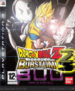 25425 dragonball z burst limit 2
