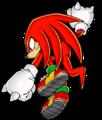 Sonicchannel knuckles nocircle