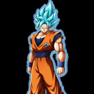 Super Saiyan Blue (Goku)