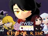 RWBY Chibi: Cinder Rise