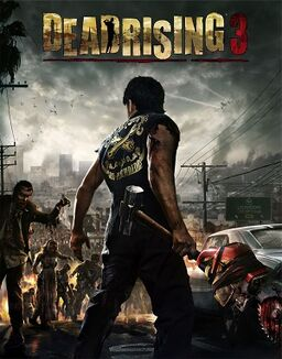Dead Rising 3 Cover Art