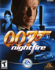 007 - Nightfire Coverart