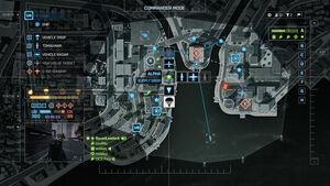 Battlefield 4 - MP - Commander Mode