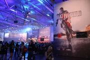 Battlefield 4 gamescom 2013 cologne germany