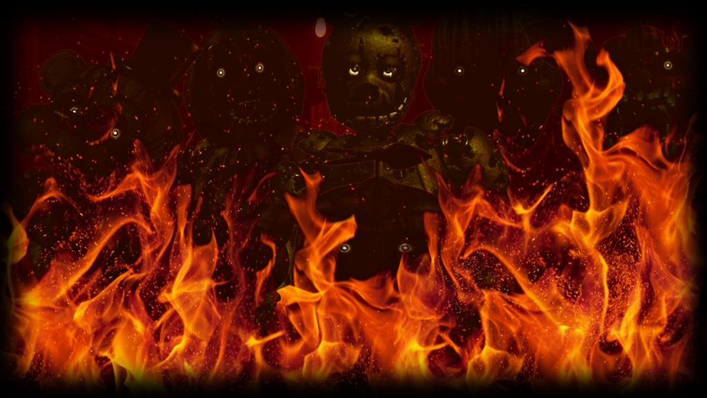 Into the Fire   Gamekiller22's Episodic Gaming Wikia   FANDOM