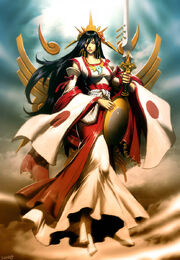 Amaterasu (Myth Pantheons)