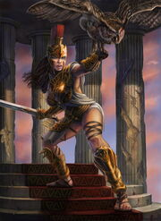 Pallas Athena (Rise of Mythos)