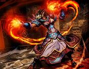 Kelsa Wildfire